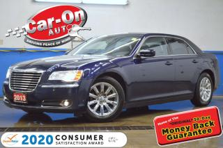 Used 2013 Chrysler 300 Touring LEATHER PANO ROOF REAR CAM HTD SEATS for sale in Ottawa, ON