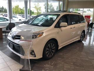 New 2019 Toyota Sienna XLE 7-Passenger for sale in Surrey, BC