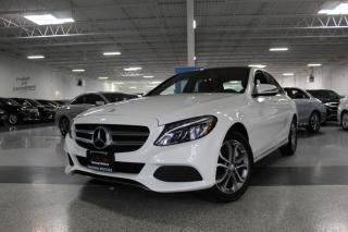 Used 2016 Mercedes-Benz C-Class C300 4MATIC I NO ACCIDENTS I NAVIGATION I PANOROOF I BT for sale in Mississauga, ON