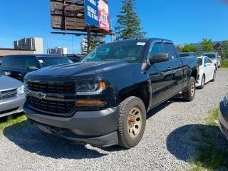 Used 2017 Chevrolet Silverado 1500 for sale in Scarborough, ON