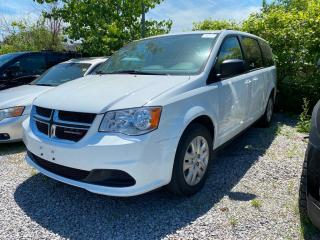 Used 2018 Dodge Grand Caravan CVP/SXT for sale in Scarborough, ON