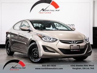Used 2016 Hyundai Elantra for sale in Vaughan, ON