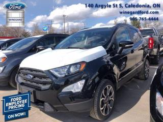 New 2020 Ford EcoSport SES for sale in Caledonia, ON