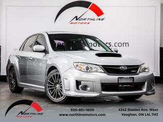 Used 2012 Subaru Impreza WRX|6 Speed Manual|Heated Leather|Sunroof for sale in Vaughan, ON