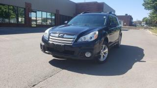 Used 2013 Subaru Outback 5dr Wgn Auto 3.6R w/Limited for sale in Scarborough, ON