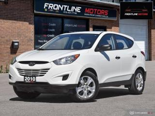 Used 2010 Hyundai Tucson AWD 4dr I4 Auto GL for sale in Scarborough, ON