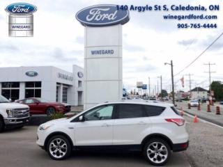 Used 2015 Ford Escape Titanium - One Owner, Local Lease Return for sale in Caledonia, ON