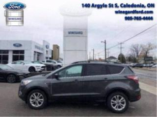 Used 2017 Ford Escape SE FWD | Bluetooth, Leather, Navigation for sale in Caledonia, ON