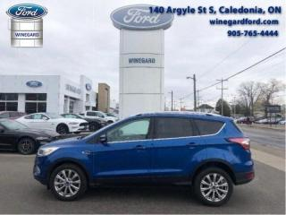 Used 2018 Ford Escape Titanium for sale in Caledonia, ON