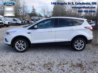 Used 2017 Ford Escape SE for sale in Caledonia, ON