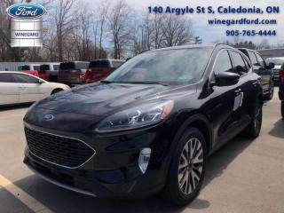 New 2020 Ford Escape Titanium Hybrid for sale in Caledonia, ON