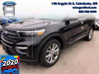 New 2020 Ford Explorer XLT for sale in Caledonia, ON