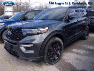 New 2020 Ford Explorer ST for sale in Caledonia, ON