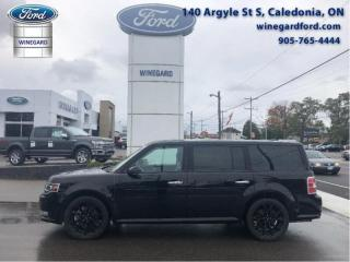 Used 2017 Ford Flex Limited AWD | Bluetooth, Leather, Moonroof, Naviga for sale in Caledonia, ON