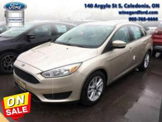 Used 2017 Ford Focus SE for sale in Caledonia, ON