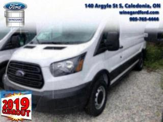 New 2019 Ford Transit 250 Base w/Sliding Pass-Side Cargo Door for sale in Caledonia, ON