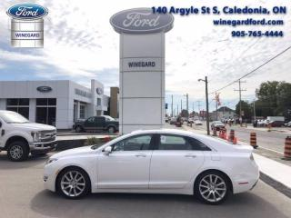 Used 2016 Lincoln MKZ Base for sale in Caledonia, ON