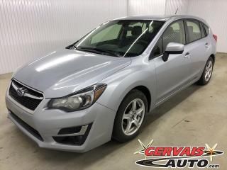 Used 2016 Subaru Impreza AWD Hatchback MAGS CAMÉRA DE RECUL for sale in Shawinigan, QC