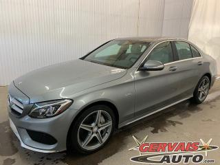 Used 2015 Mercedes-Benz C-Class C300 Matic GPS Cuir Toit Panoramique MAGS for sale in Trois-Rivières, QC