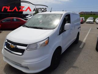 Used 2015 Chevrolet Express FWD 115  LS for sale in Beauport, QC
