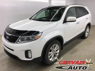 Used 2014 Kia Sorento EX V6 AWD MAGS CUIR TOIT PANORAMIQUE *Traction intégrale* for sale in Shawinigan, QC