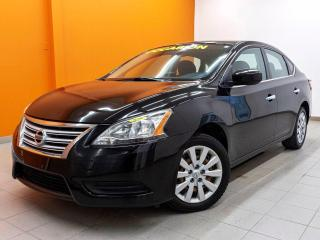 Used 2014 Nissan Sentra S AUTOMATIQUE *BLUETOOTH* CLIMATISEUR *PROMO for sale in St-Jérôme, QC