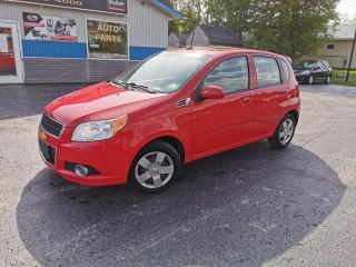 Used 2011 Chevrolet Aveo LT for sale in Madoc, ON