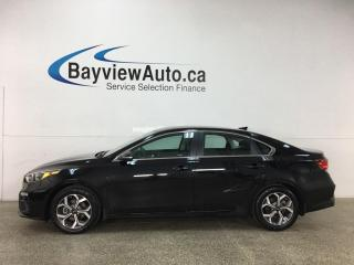 Used 2020 Kia Forte EX - AUTO! HTD SEATS! REVERSE CAM! ONLY 12,000KMS! + MUCH MORE! for sale in Belleville, ON