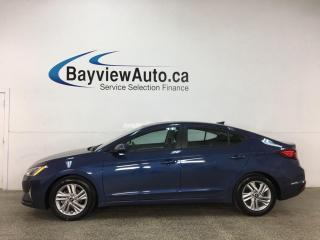 Used 2019 Hyundai Elantra Preferred - AUTO! SUNROOF! REVERSE CAM! HTD SEATS! + MUCH MORE! for sale in Belleville, ON
