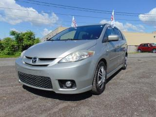 Used 2007 Mazda MAZDA5 ********AUTOMATIQUE*****TOIT OUVRANT**** for sale in St-Eustache, QC