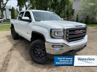 Used 2017 GMC Sierra 1500 SLE | Heated Seats | Remote Start | Reverse Cam for sale in Edmonton, AB