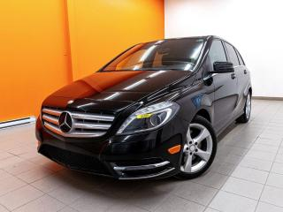 Used 2014 Mercedes-Benz B-Class B 250 SPORTS TOURER SIÈGES CHAUFF CUIR *TOIT PANO* for sale in Mirabel, QC