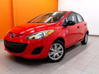 Used 2013 Mazda MAZDA2 GX 100% APPROUVÉ *BAS KILOMÉTRAGE* for sale in Mirabel, QC