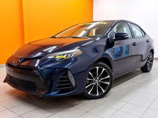 Used 2019 Toyota Corolla SE *TOIT* VOLANT CHAUFF* ALERTES SECURITÉ *PROMO for sale in Mirabel, QC