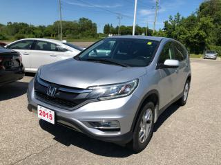 Used 2015 Honda CR-V EX-L SATELLITE RADIO EQUIPPED | LEATHER INTERIOR | POWER SUNROOF for sale in Cambridge, ON