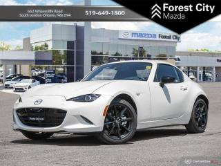 New 2020 Mazda Miata MX-5 RF GS-P for sale in London, ON