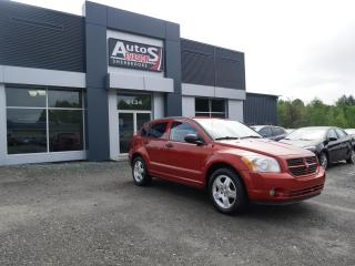 Used 2007 Dodge Caliber Vendu, sold merci for sale in Sherbrooke, QC