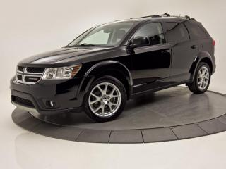 Used 2016 Dodge Journey 7 PASSAGERS SIÈGES CHAUFFANTS VOLANT CHAUFFANT for sale in Brossard, QC