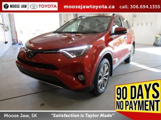 Used 2016 Toyota RAV4 LIMITED Limited for sale in Moose Jaw, SK