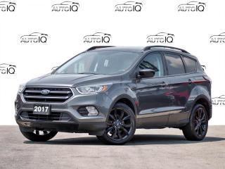 Used 2017 Ford Escape SE 1.5L | FWD | NAVI | SPORT PKG | LEATHER for sale in Hamilton, ON