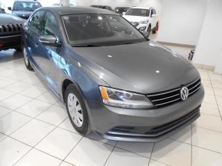 Used 2016 Volkswagen Jetta 1.4 TSI Trendline+ **CAMERA,A/C,BAS KM,* for sale in Montréal, QC