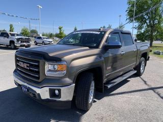Used 2015 GMC Sierra 1500 5.3L V8 Crew Cab SLT/All Terrain for sale in Carleton Place, ON