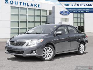 Used 2009 Toyota Corolla for sale in Newmarket, ON