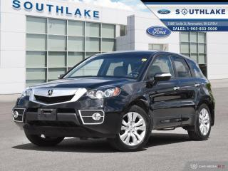 Used 2011 Acura RDX for sale in Newmarket, ON
