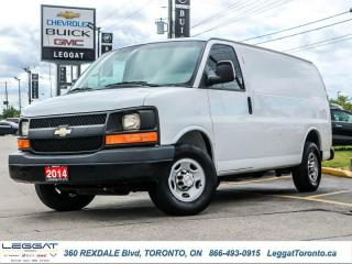 Used 2014 Chevrolet Express Cargo Van RWD 2500 135