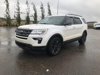 Used 2018 Ford Explorer XLT for sale in Fort Saskatchewan, AB