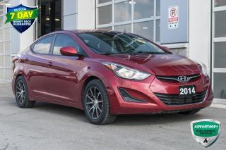 Used 2014 Hyundai Elantra SE for sale in Innisfil, ON