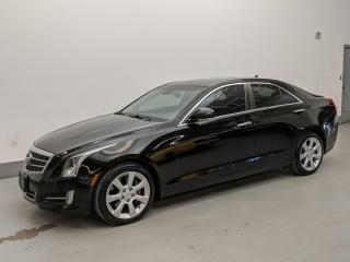 Used 2013 Cadillac ATS 3.6L PERFORMANCE/AWD/LANE KEEP ASSIST/PARK ASSIST! for sale in Toronto, ON