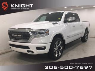 Used 2019 RAM 1500 Limited Crew Cab | Sunroof | Navigation | 12