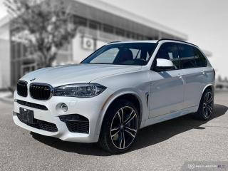 Used 2017 BMW X5 M Local! Low K! Premium Package! B @ O! for sale in Winnipeg, MB